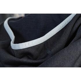 Craft Mind LS Hood Dame black/platin
